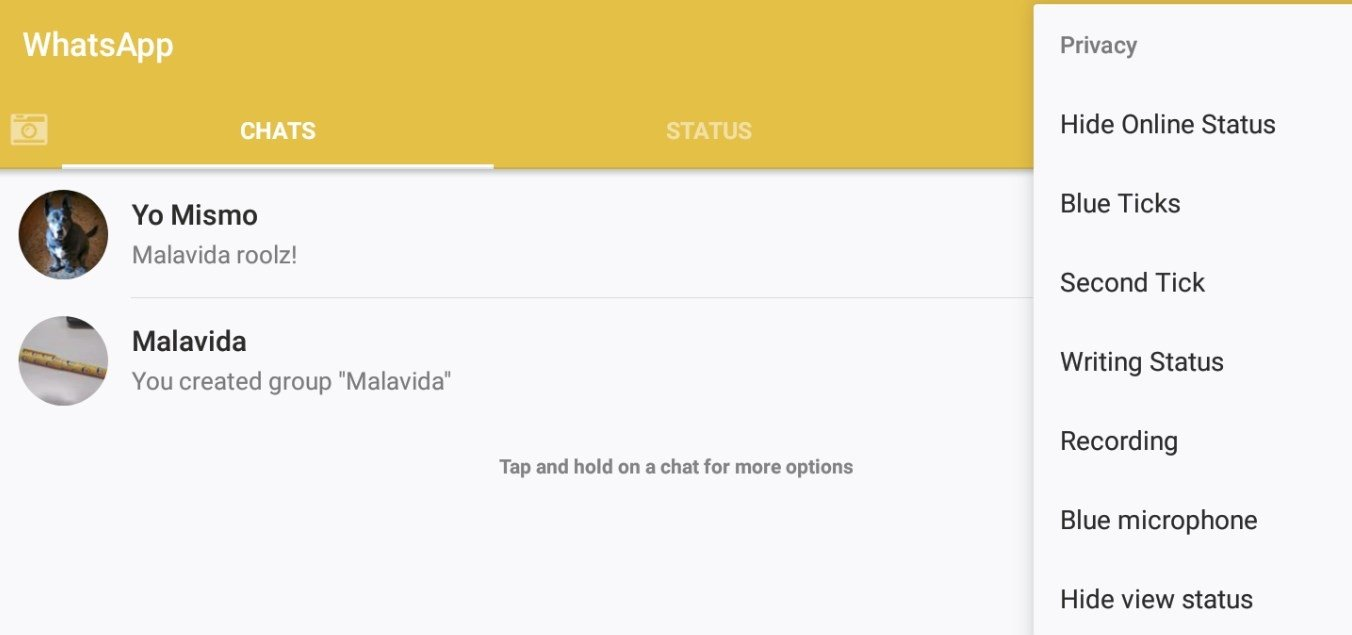 whatsapp gold apk uptodown