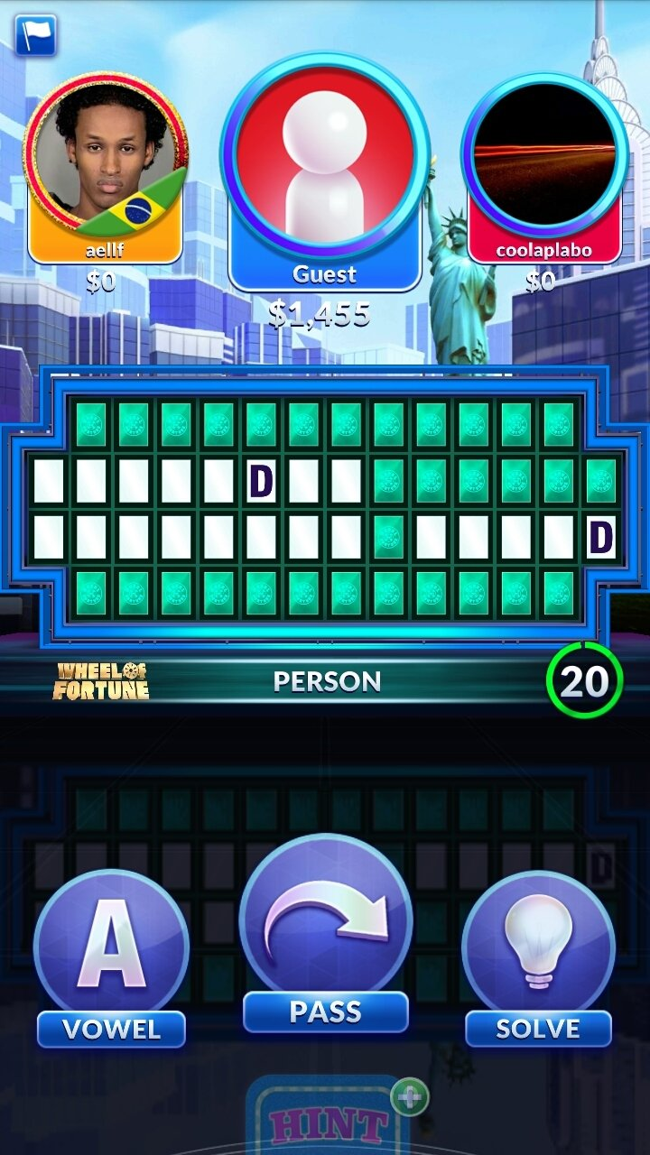 Free wheel of fortune game download for android juego del poker