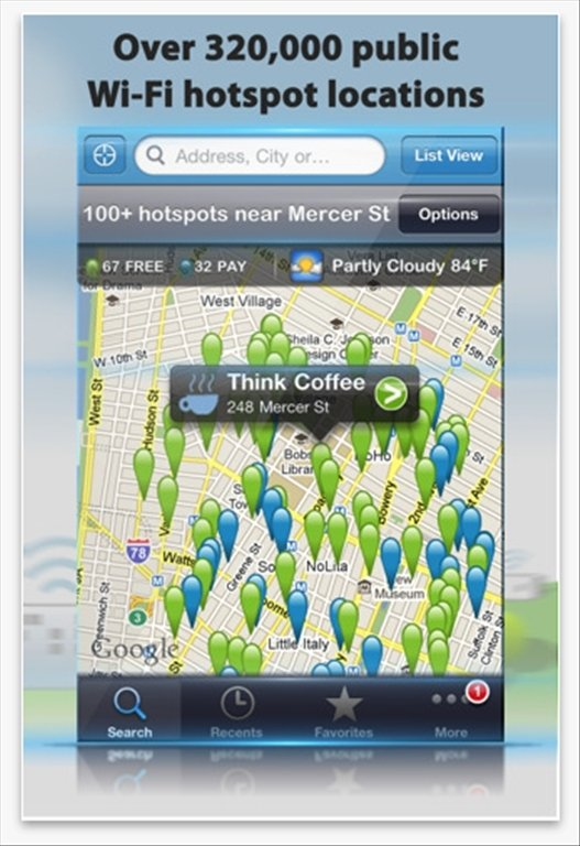 Wi-Fi Finder iPhone image 5