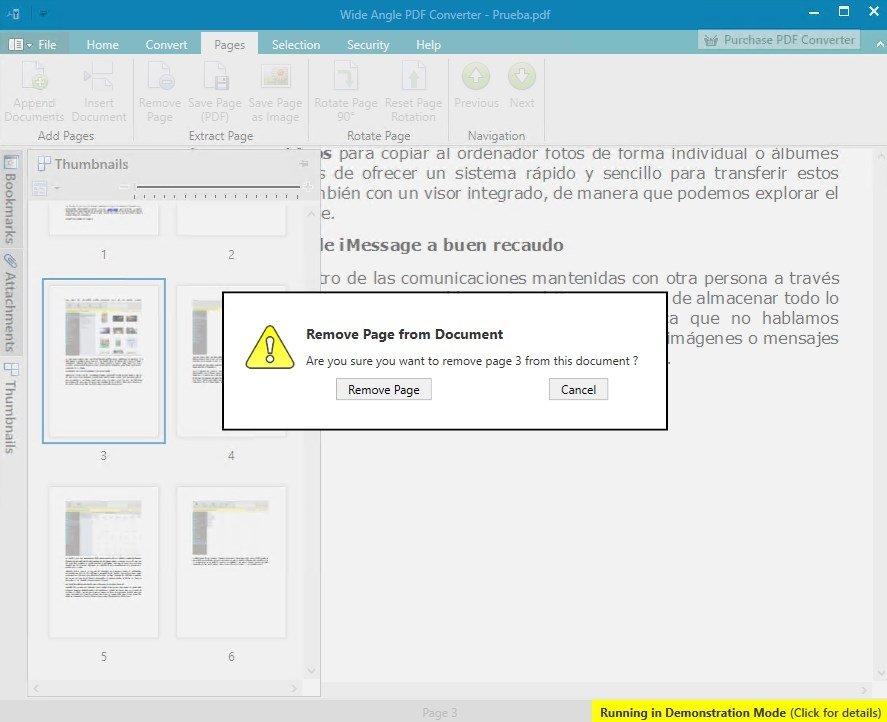 wide angle pdf converter