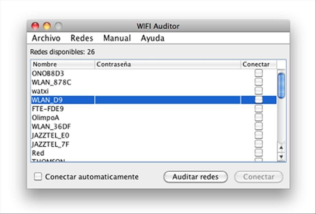 La distro LiveCD para la auditoría de redes WiFi