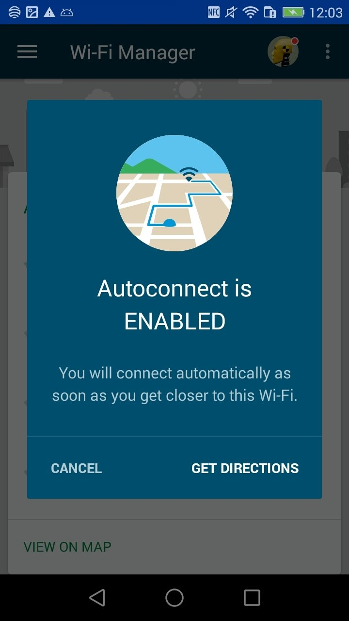 free wifi auto connect