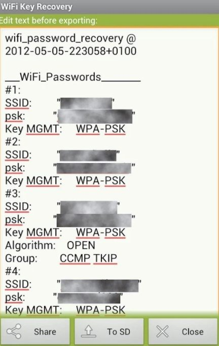wifi password recovery root apk