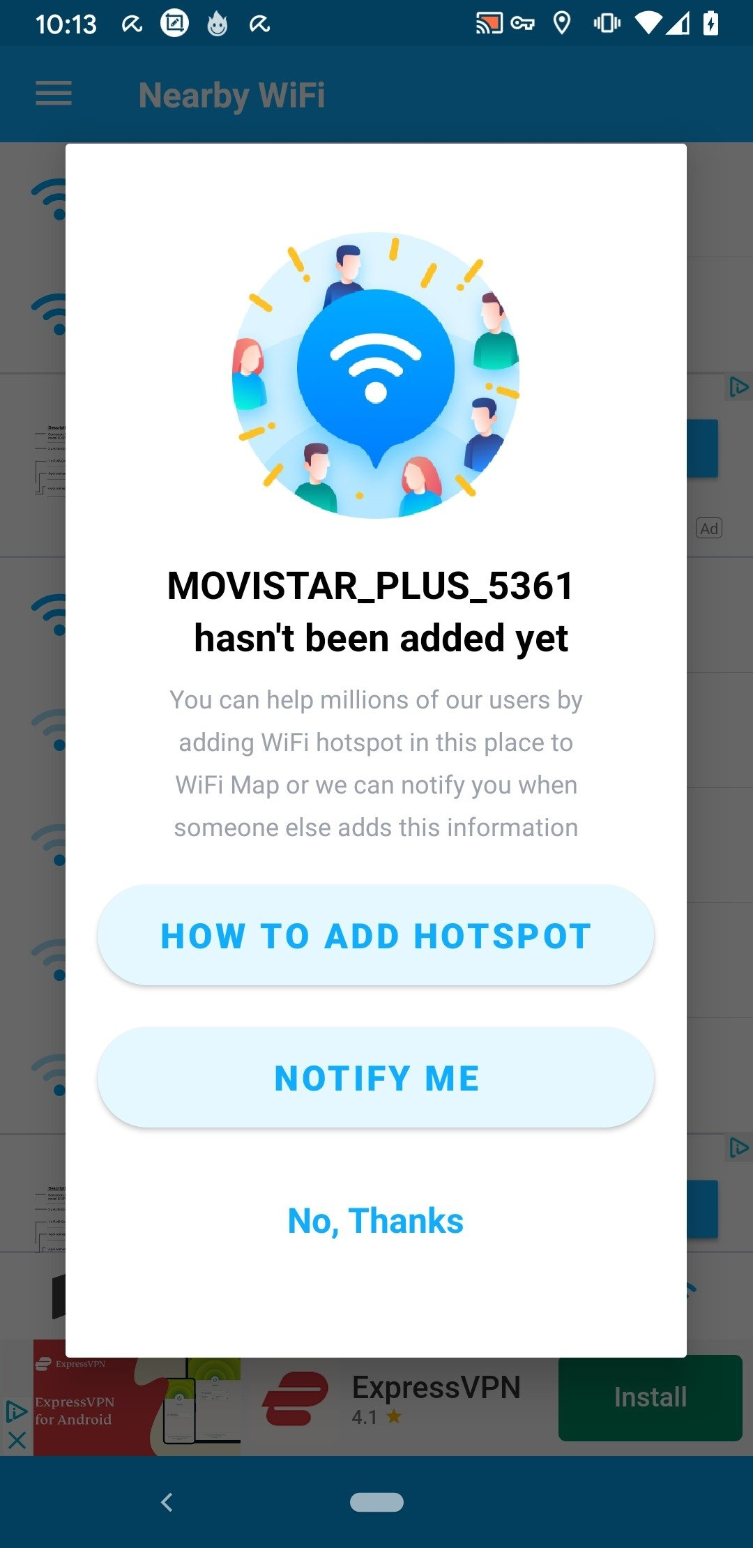 WiFi Map 4 1 23 - Download for Android APK Free