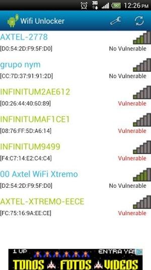 Wifi Unlocker Android image 3