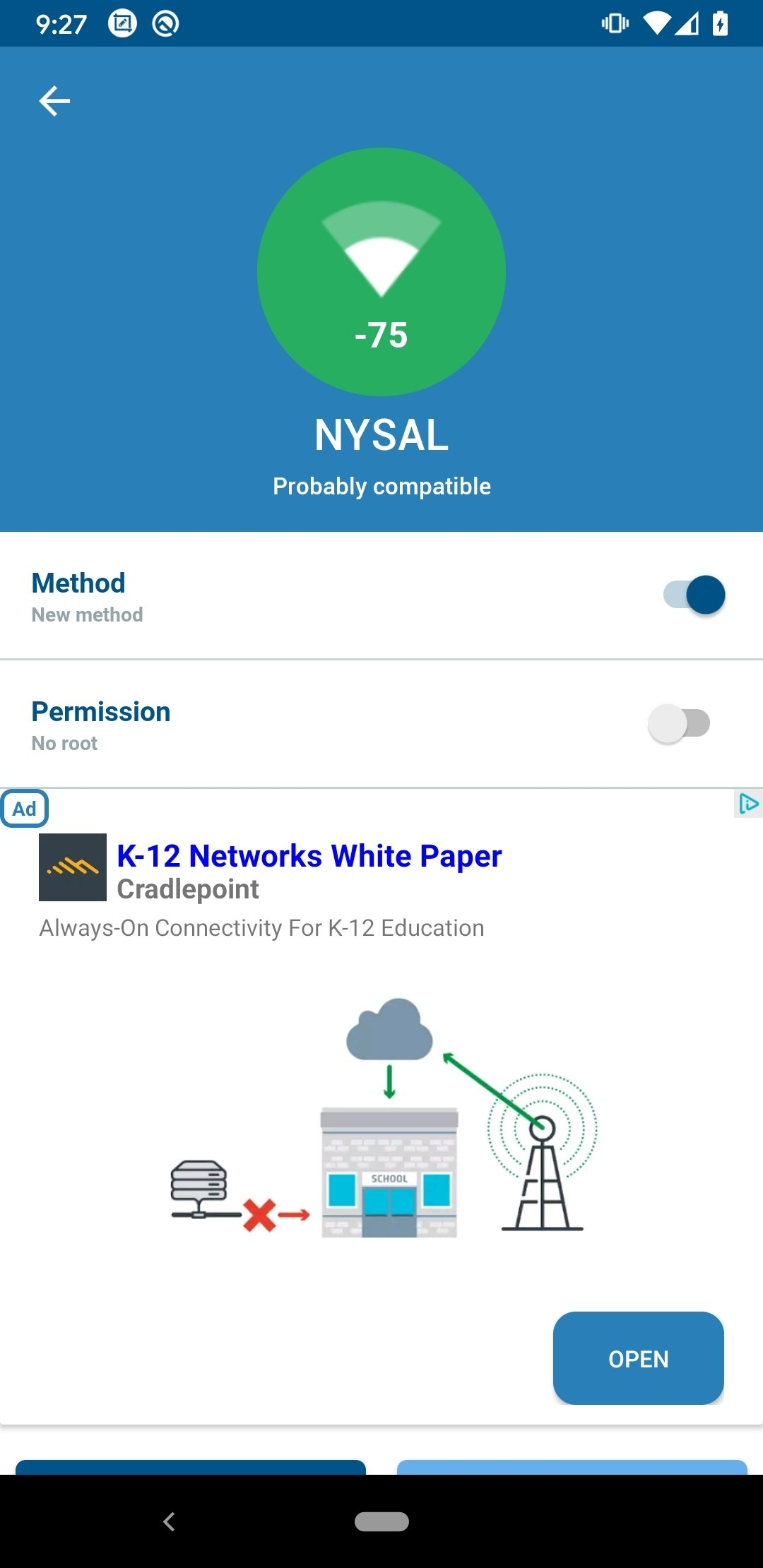 WIFI WPS WPA Tester 3 9 2 - Download for Android APK Free