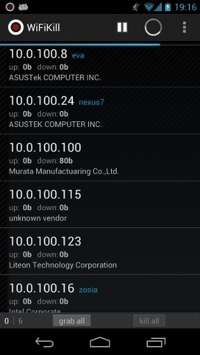 WiFiKill Android image 3