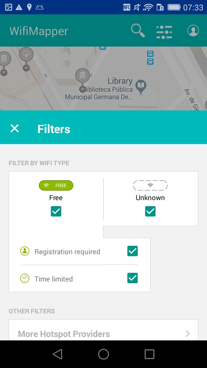 WifiMapper 1 6 2 - Download for Android APK Free