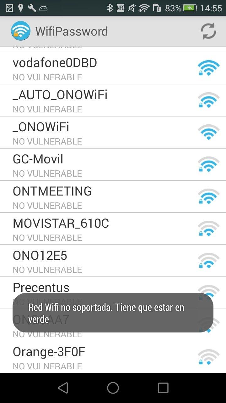 Descargar WifiPassword 1.7 Android - APK Gratis en Español