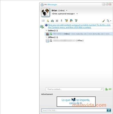 Wii Messenger