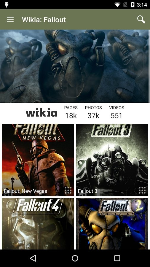 Wikia: Fallout 2 9 6 - Download for Android APK Free