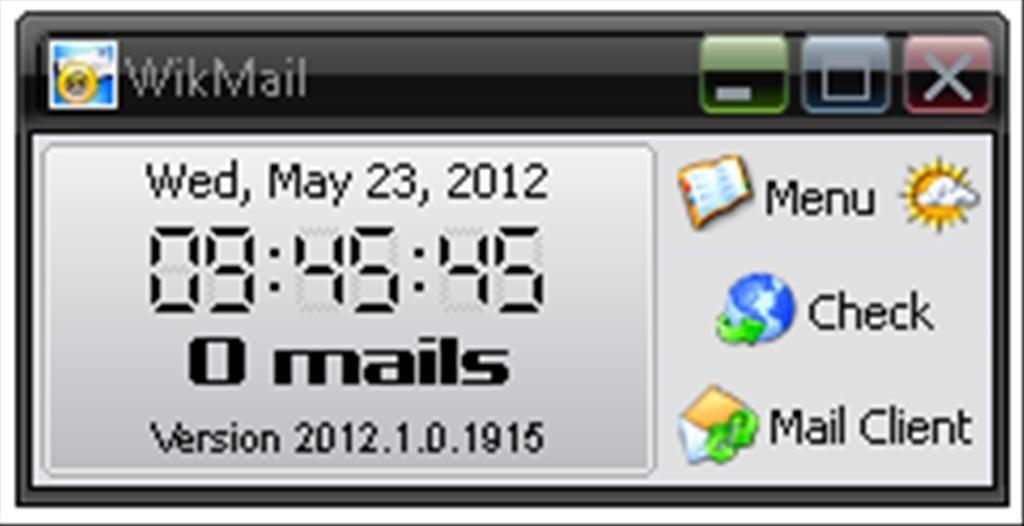 WikMail image 7