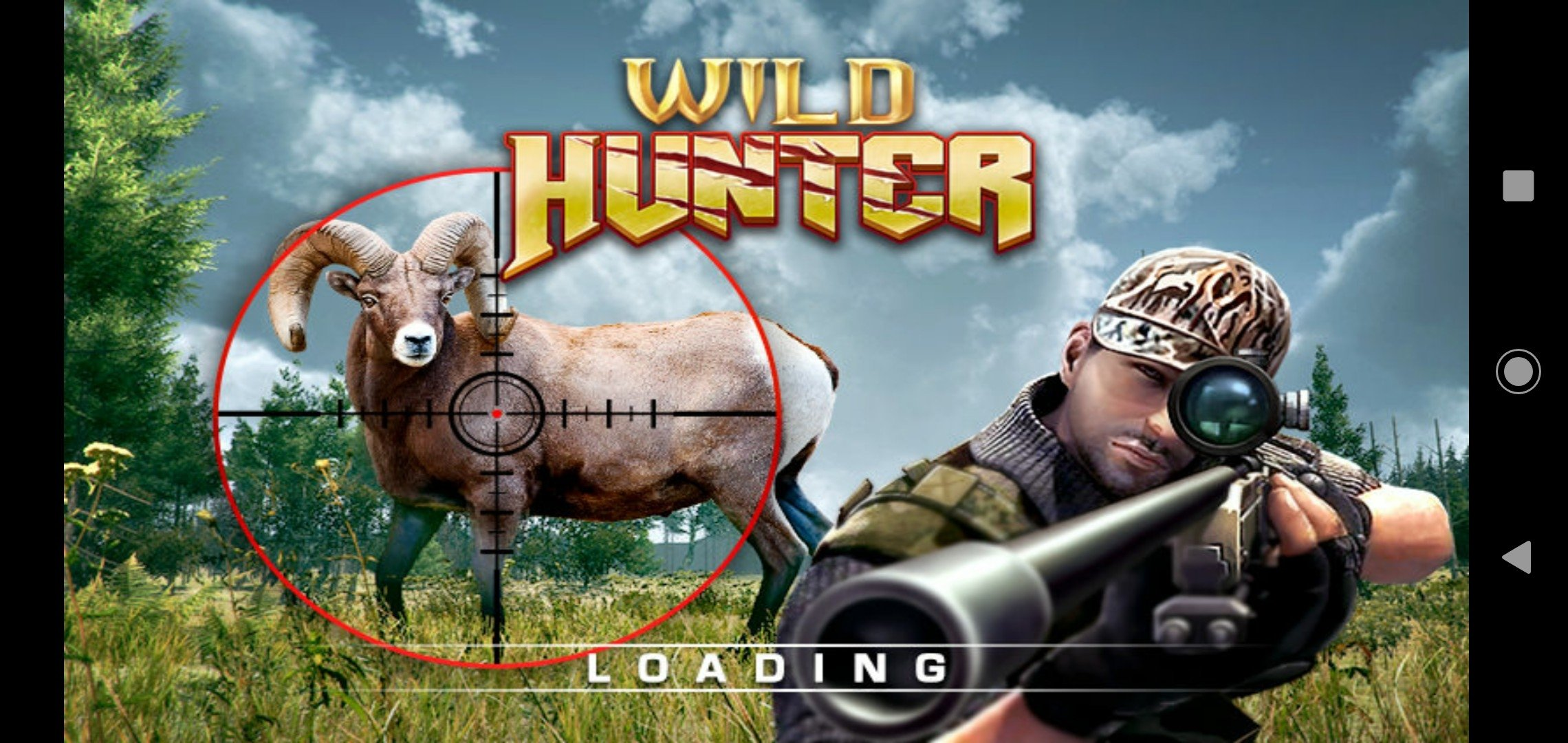 Wild Hunter 3D Android image 3