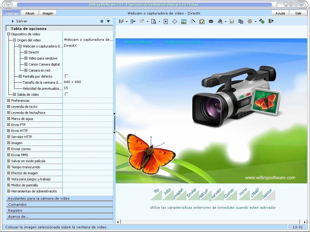 Willing Webcam image 7