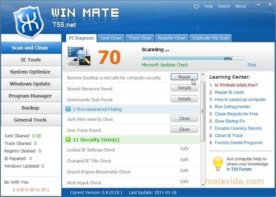 WIN MATE 0.9.5
