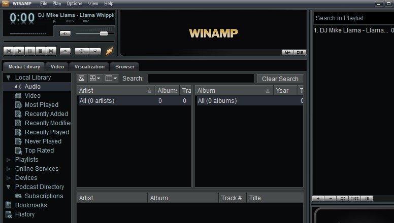 Winamp image 8