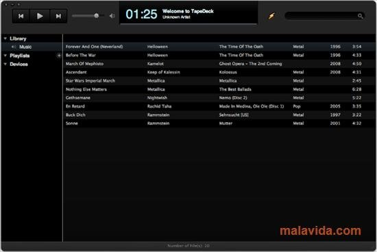 winamp for mac sync beta download