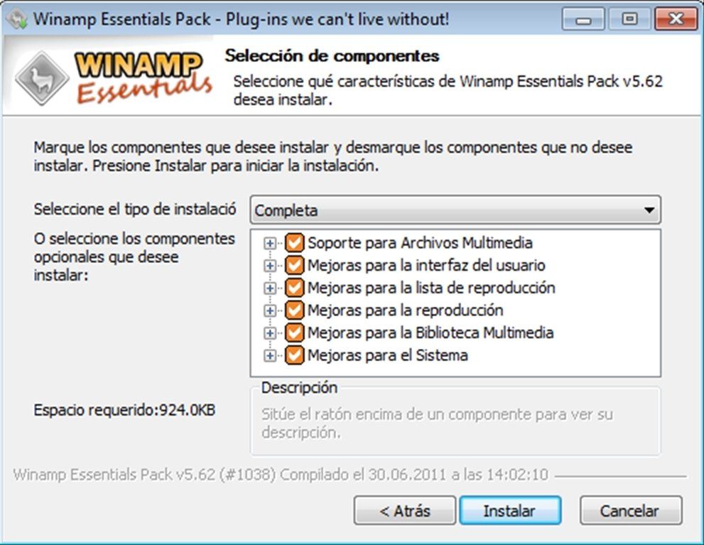 Winamp Essentials Pack image 4
