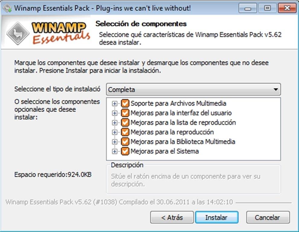 Winamp Essentials Pack image 4