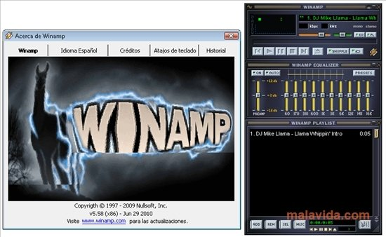 Winamp Lite 5 666 - Download for PC Free