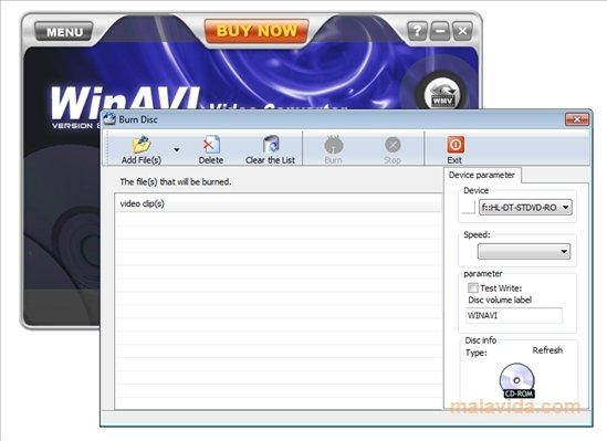 winavi converter free download