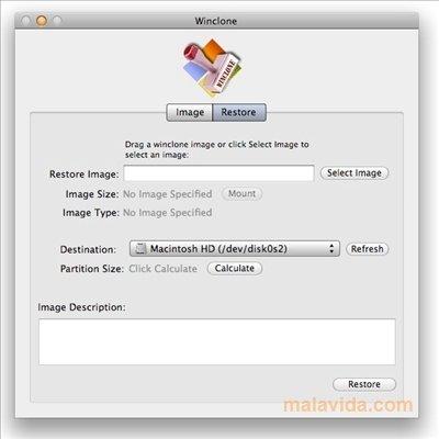 Winclone Mac image 3