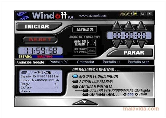 windoff v5.0 gratis