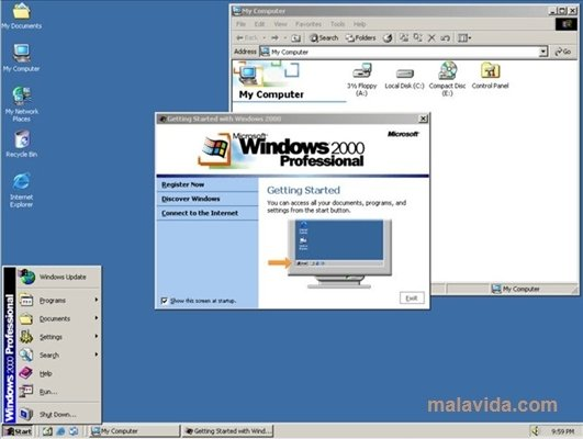 Windows 2000 Security Q311401 image 2