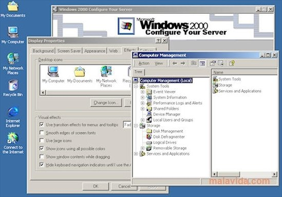 Windows 2000 SP1 image 3