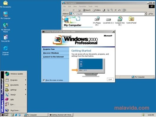windows 2000 sp4 iso free