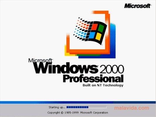Windows 2000 SP3 image 2