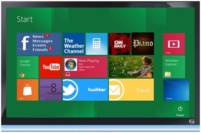 Windows 8 Simulator image 6