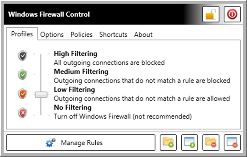 Windows Firewall Control image 5