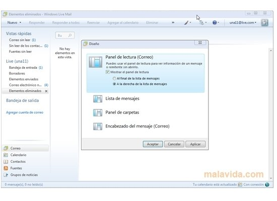 Windows live mail 2012 download for pc free.
