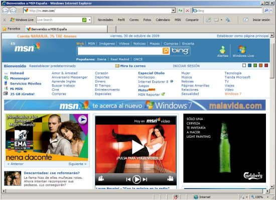 Windows Live Toolbar image 4