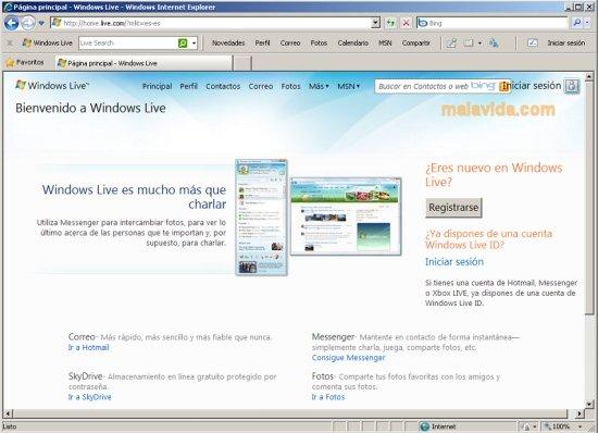 toolbar msn 2009