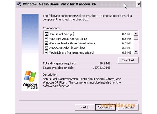 Install windows media player visualizations not working windows 7