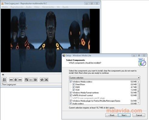 Windows Media Lite image 2