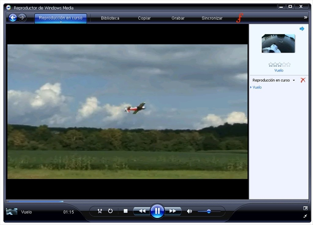 Windows Media Player 11 image 5