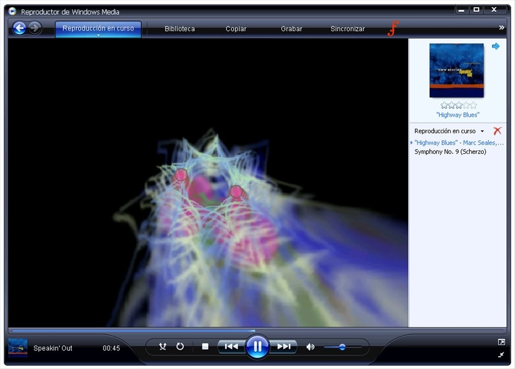 Windows media player 11 for xp 64.