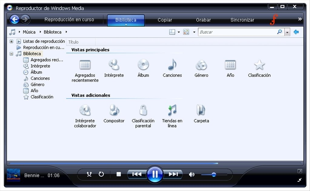Download windows media player 11. 0. 5721. 5230.