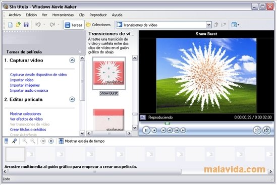 windows movie maker 6.1 free download for xp
