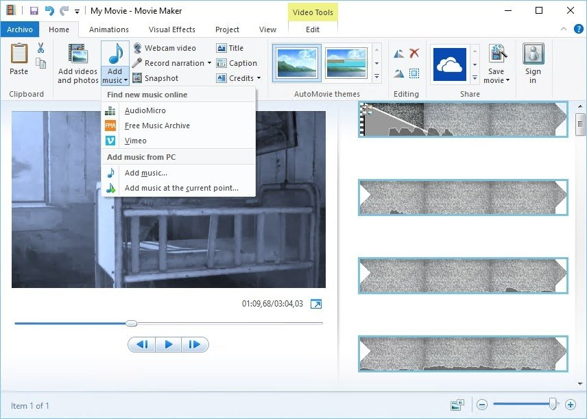 where to download movie maker for windows 7 for free