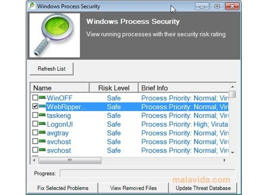 Windows Process Security image 4