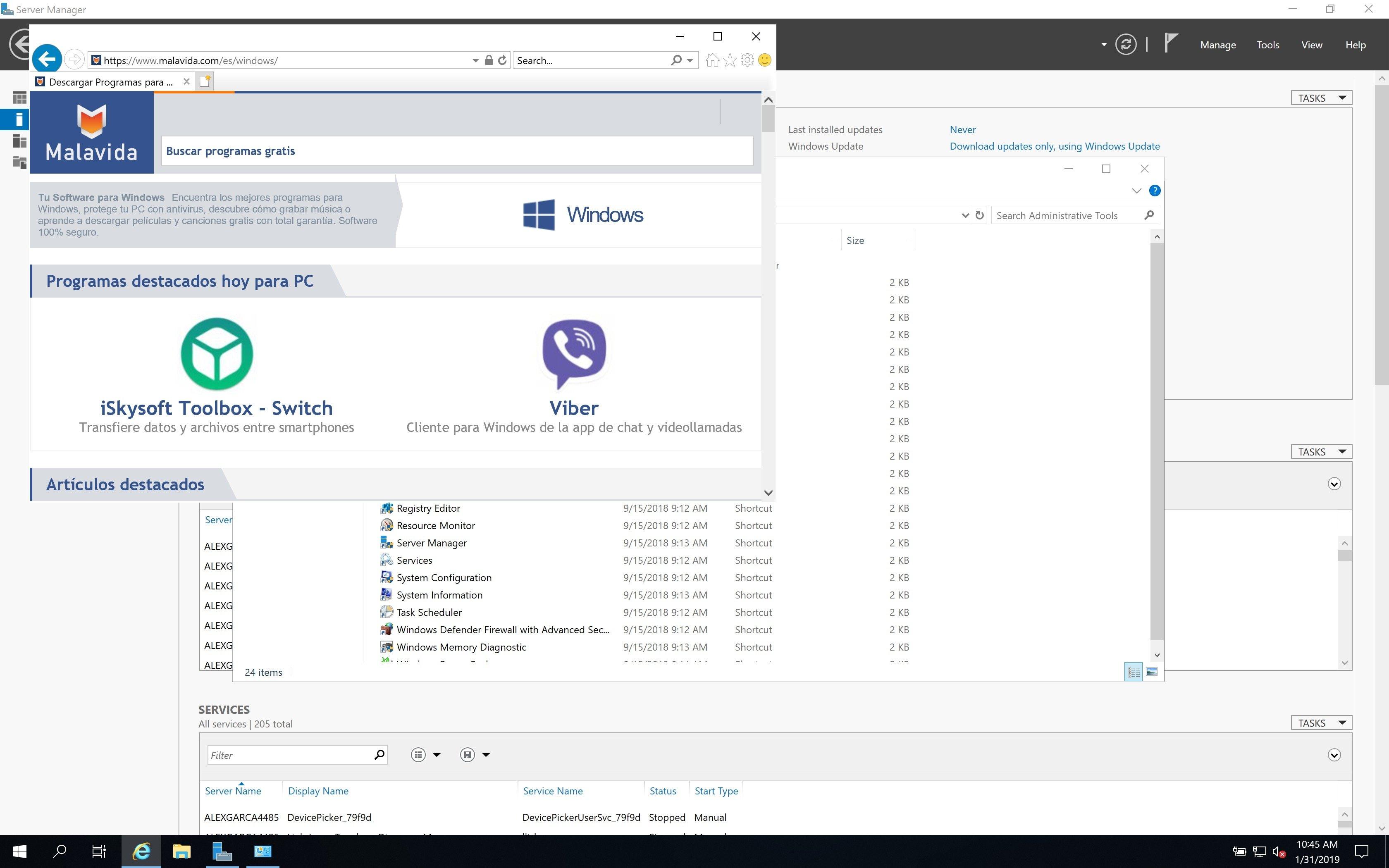 Windows Server 2019 - Télécharger pour PC Gratuitement