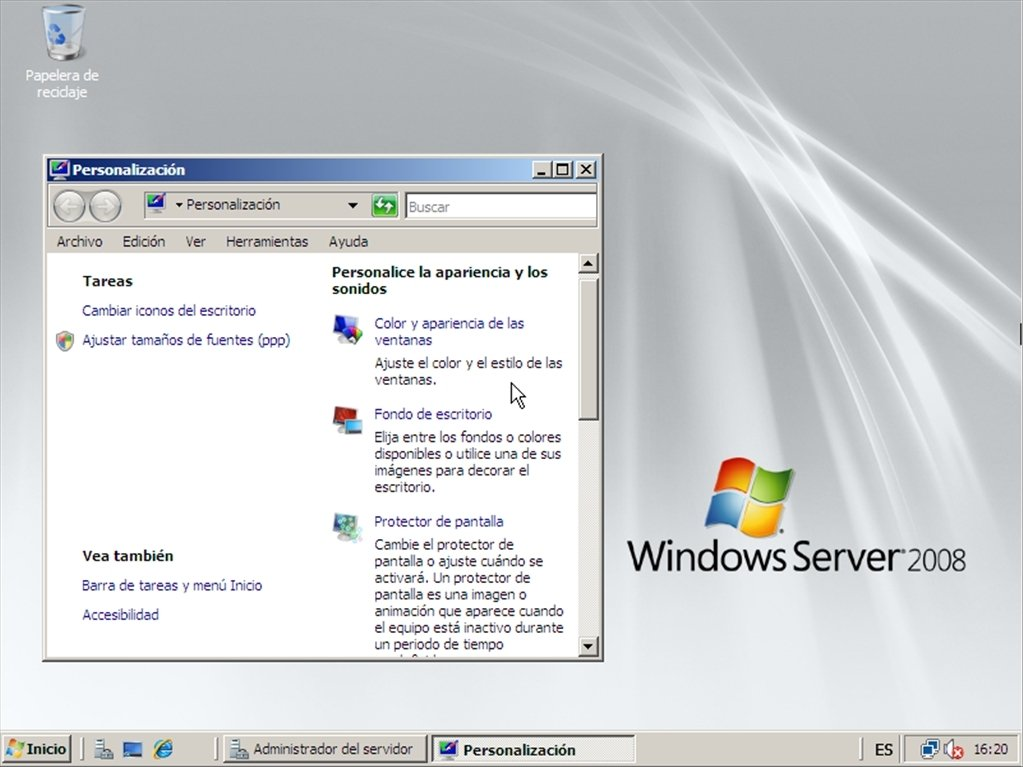 Windows Server 2008 image 6