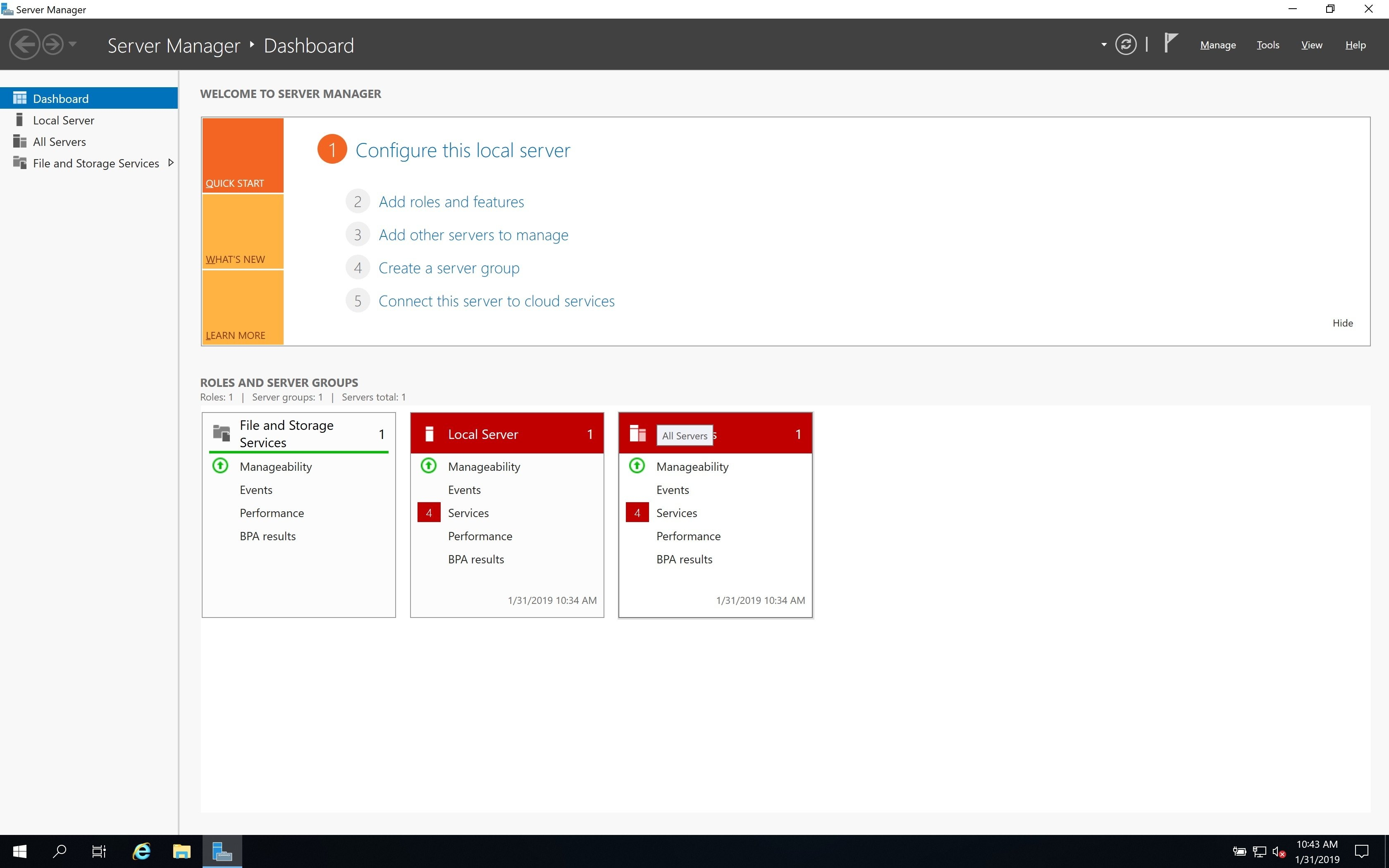 Windows Server 2012 image 7