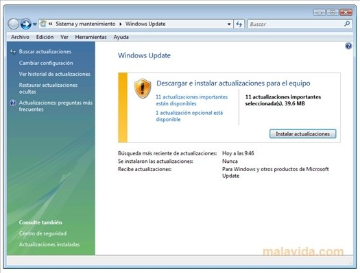 Windows Update Agent 6.1.22.4