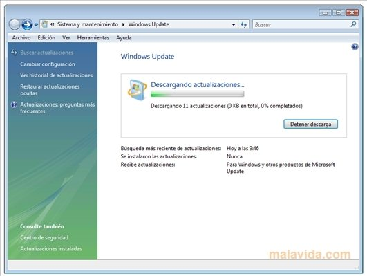 Windows update agent dll.