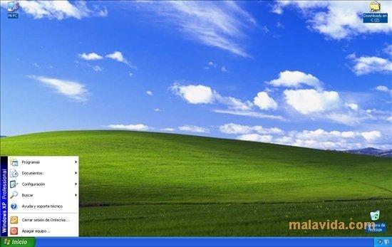 Windows XP SP1a image 2